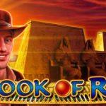 играть в автомат Book of Ra